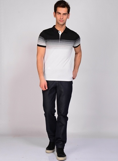 Fresh Company Tişört Siyah